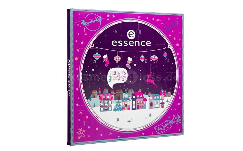 Calendario Avvento Essence 2020.Il Calendario Dell Avvento E Beauty Glamour It