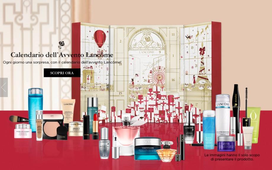 Calendario Dellavvento Beauty 2020.Il Calendario Dell Avvento E Beauty Glamour It