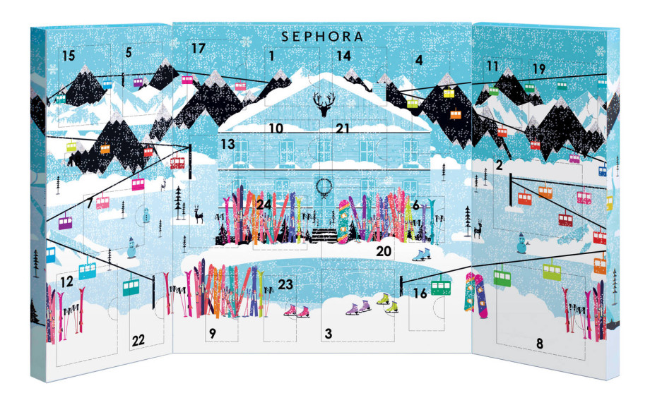 calendario-dellAvvento-Sephora