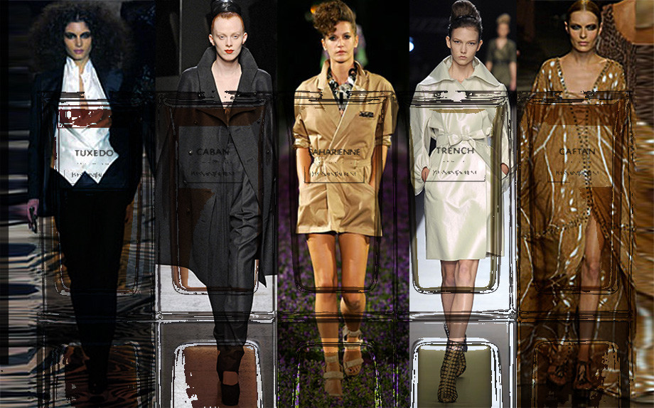 Le Vestiaire des parfums: nell'armadio di Yves Saint Laurent