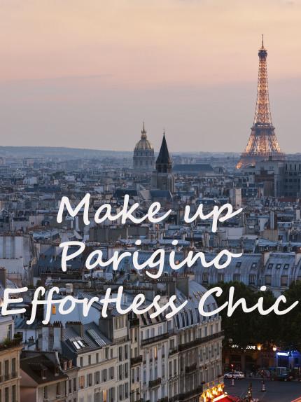 Make up parigino: ispirazioni effortless chic