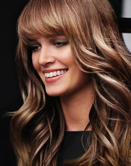 abbastanza Tagli capelli lunghi: i più cool per il prossimo anno! - Glamour.it PL25