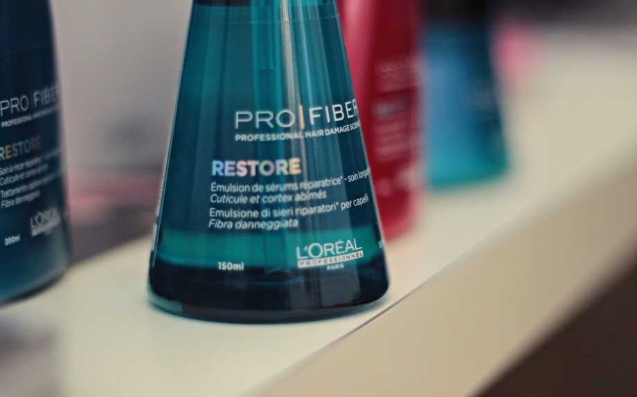Lorealprofiber part II (3)