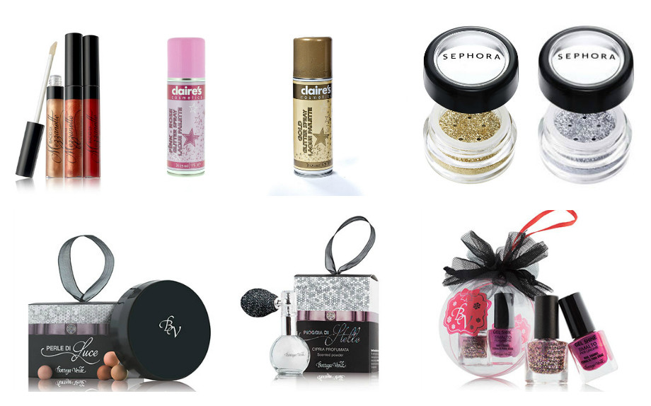 makeup glitterato glamour post