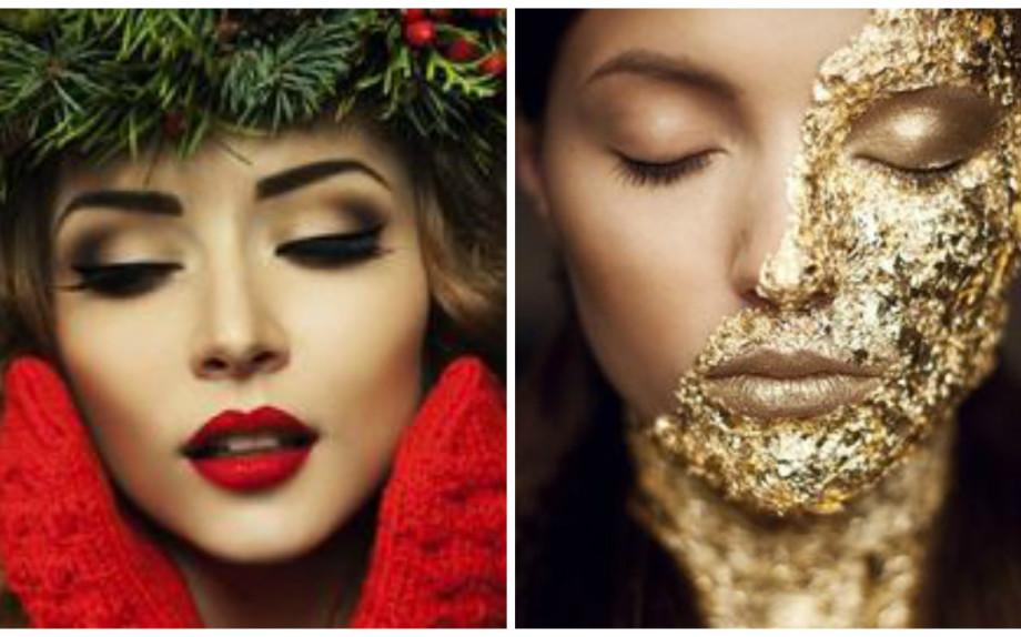 xmas make up (2)