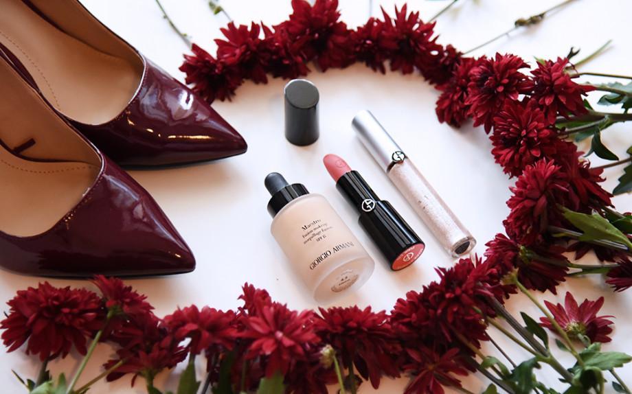 Armani make-up fondotinta Maestro - beauty blogger Eleonora Petrella