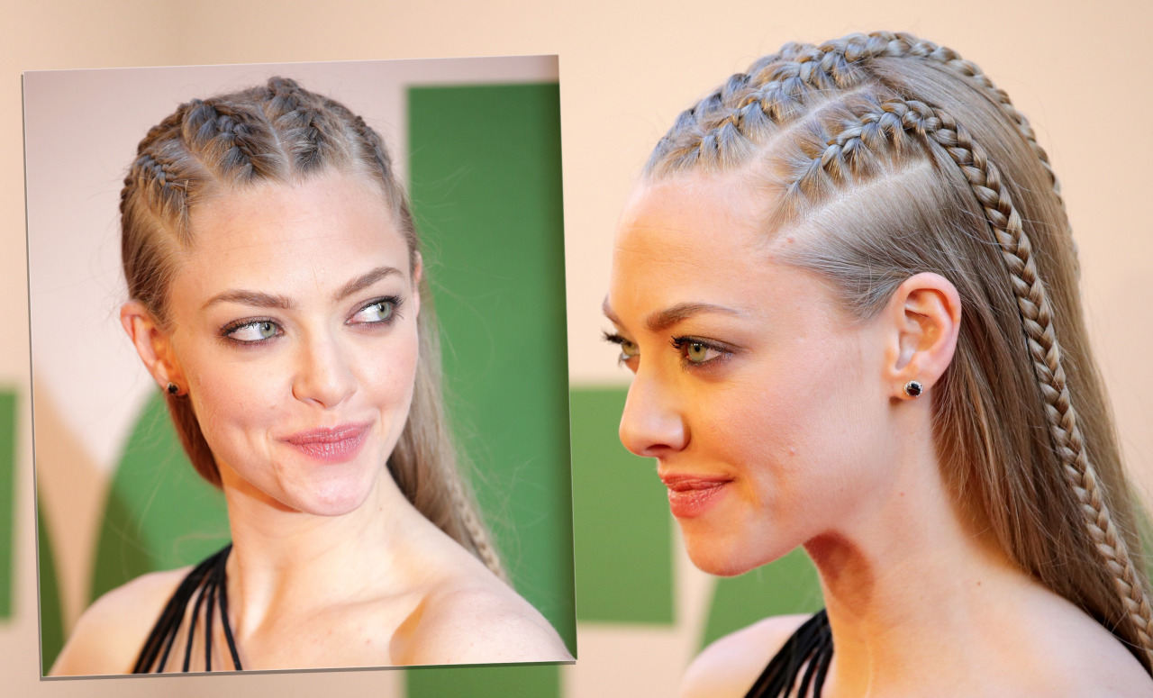 Boxer braids: la treccia diventa grintosa - Glamour.it