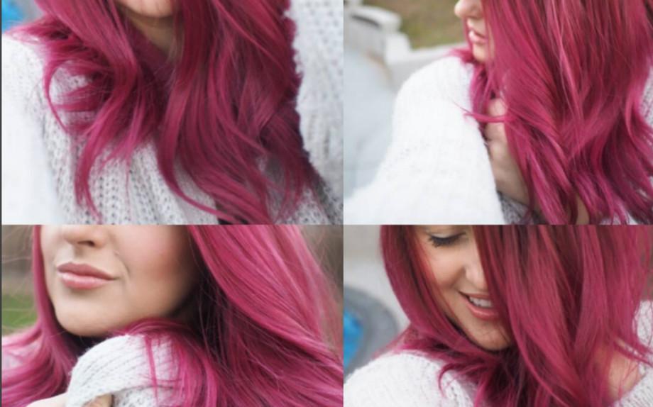 Famoso Cherry Brombè, i capelli nei colori delle ciliegie - Glamour.it JR39