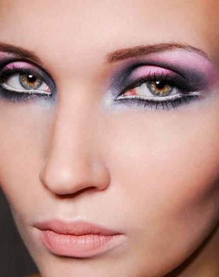 Ben noto Makeup tips: come far sembrare gli occhi più chiari | Vogue Italia BJ65