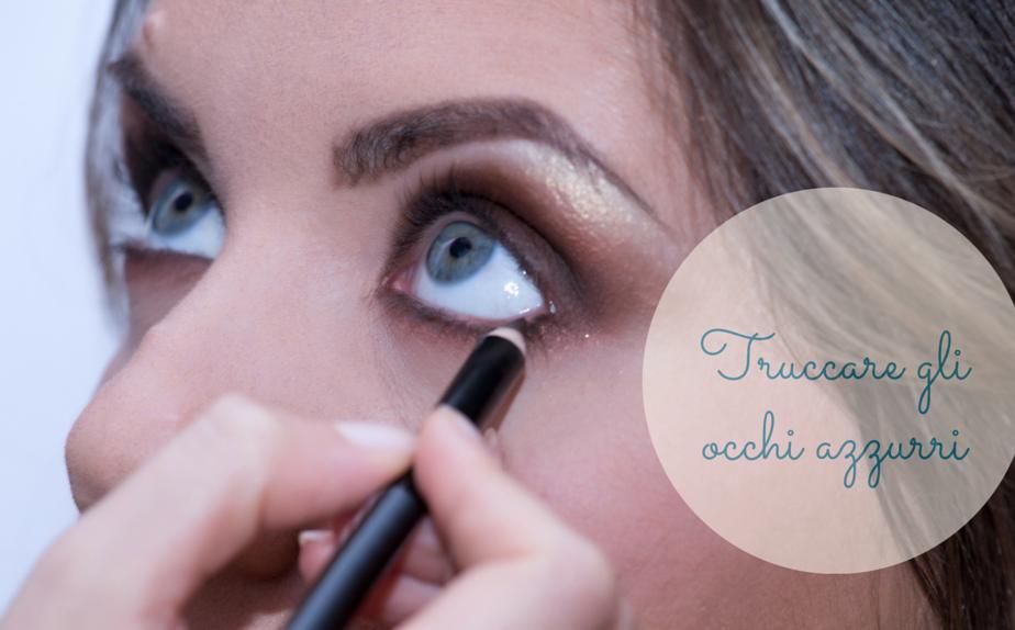 Estremamente Trucco occhi azzurri: come realizzare lo smokey eye marrone  MJ98