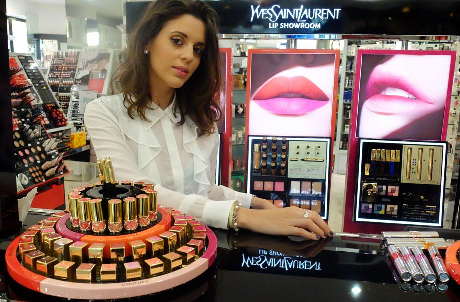 La mia beauty experience firmata Yves Saint Laurent - Glamour.it 77a8f111150