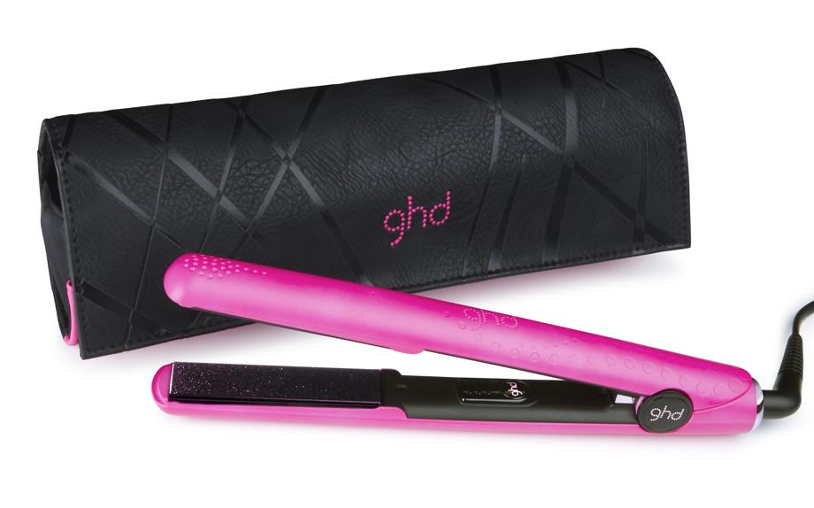 Schema Elettrico Piastra Per Capelli Ghd : Pink is good con ghd e la fondazione umberto veronesi