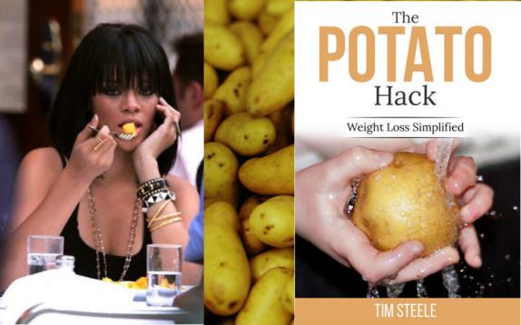 Allarme prova bikini? Con la dieta veloce delle patate sembra che si perdano 2 kg in 3/5 giorni