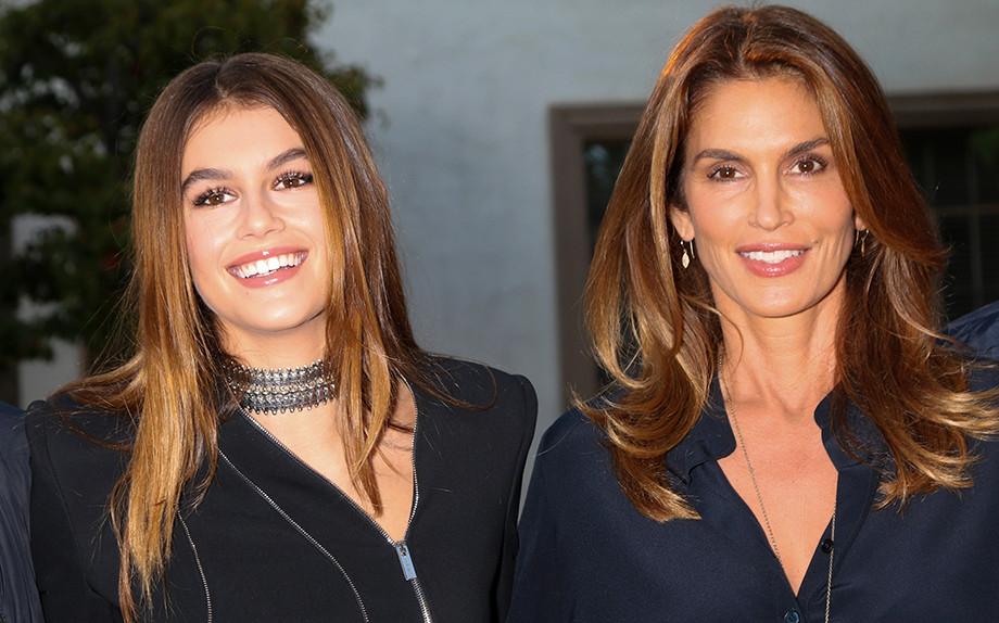 Look mamma e figlia: l'ispirazione arriva da Kaia e Cindy ...