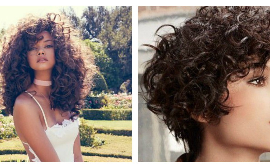 capelli ricci tendenze autunno