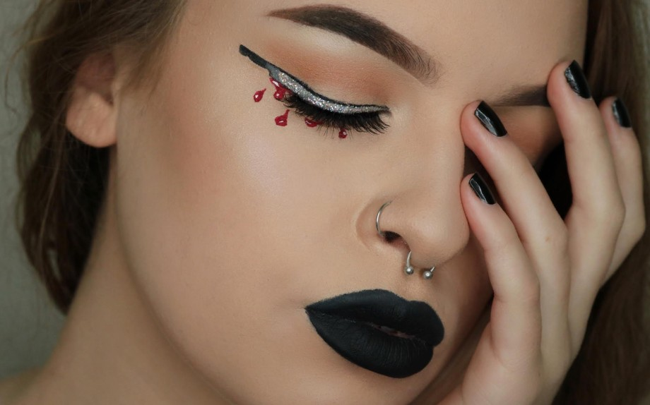 Preferenza How-to: trucco per Halloween - Glamour.it TJ68