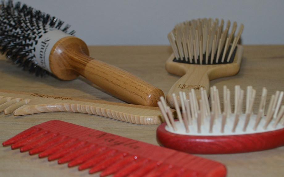 pettini spazzole in legno Tek made in Italy blogger Nayla C