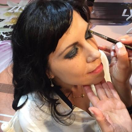 Make up sorprendente Ornella