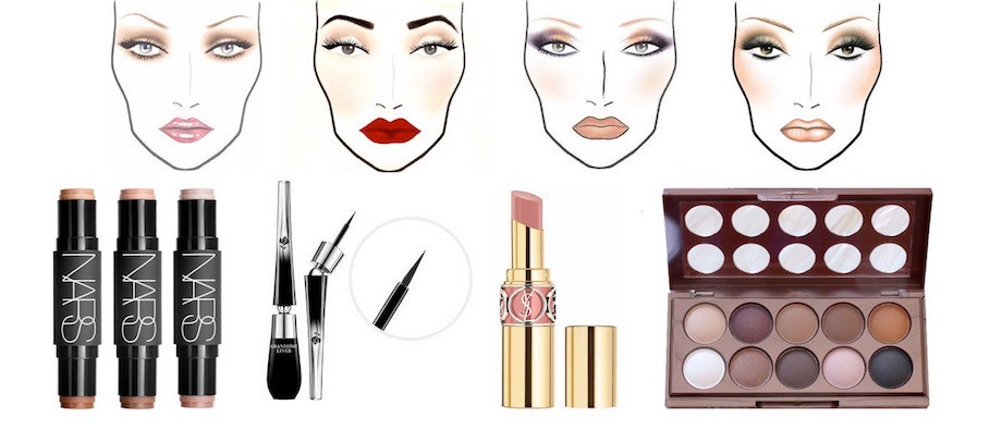 Idee make-up per la pelle chiara