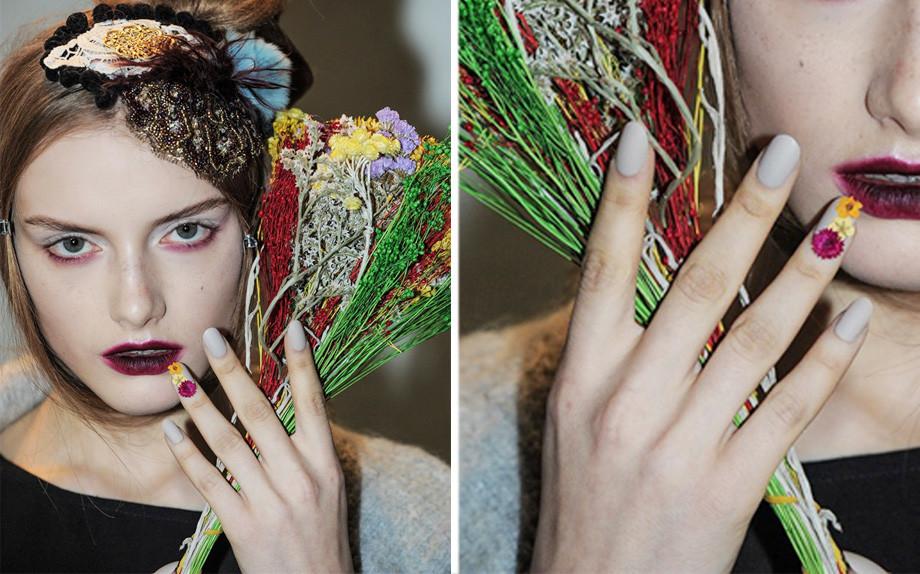 Colori unghie autunno 2016