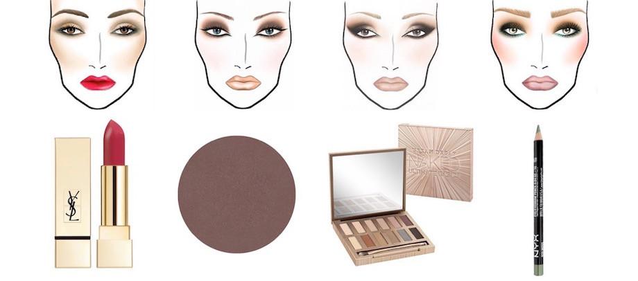 Idee make-up per pelle scura e olivastra