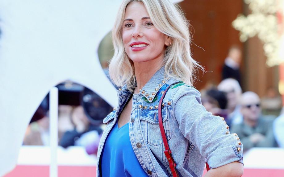 Alessia marcuzzi capelli corti