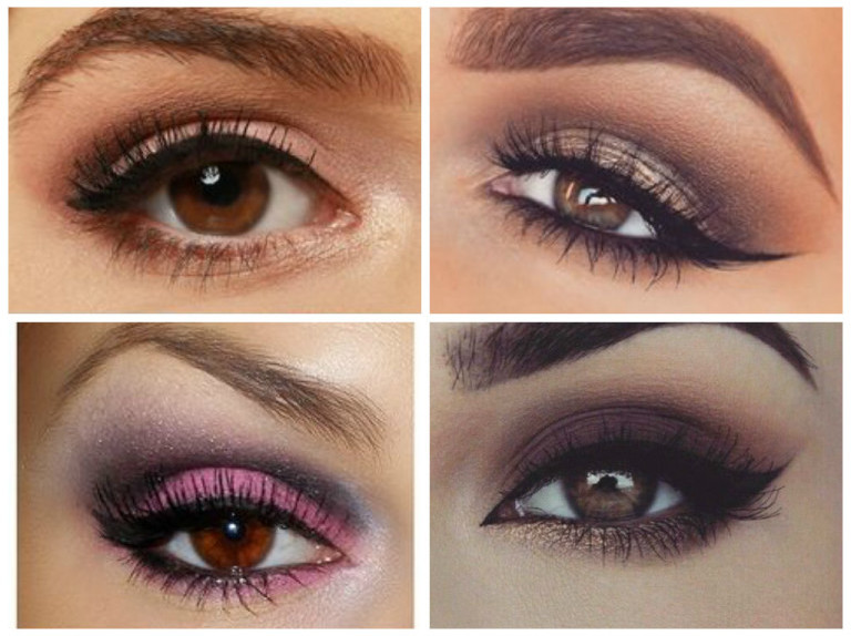 Favoloso Trucco occhi marroni: consigli e colori da scegliere - Glamour.it YV25