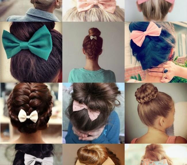chignon-bow-bun-hair-capelli-raccolti-fiocco-acconciature-san-valentino