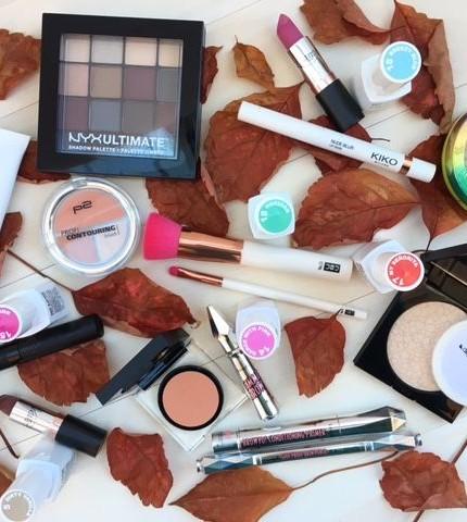 Make-up: prodotti preferiti autunno