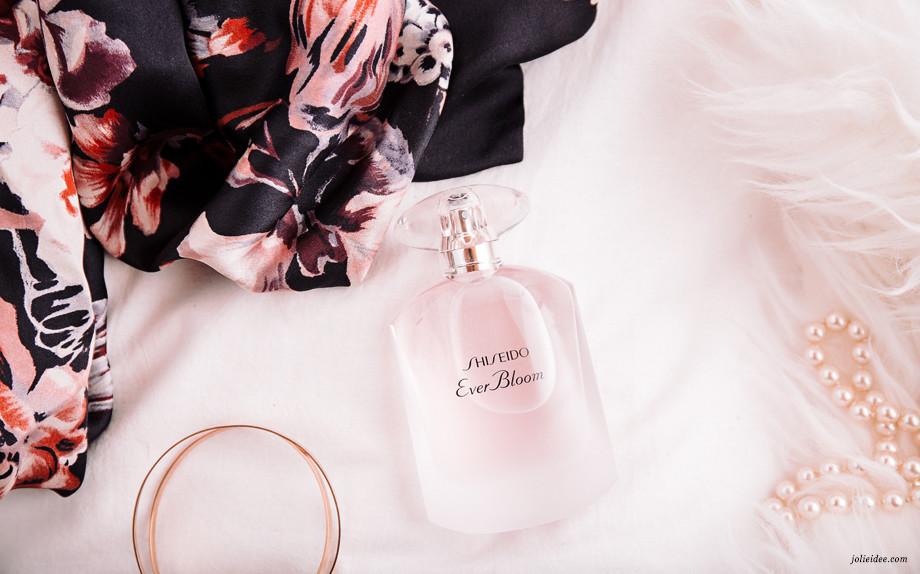 Ever Bloom Shiseido, la mia fragranza irrinunciabile! jolieidee