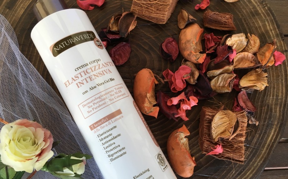 Crema Corpo elasticizzante - Bava di lumaca - Naturaverde Bio