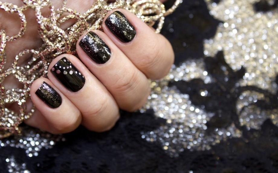 unghie capodanno