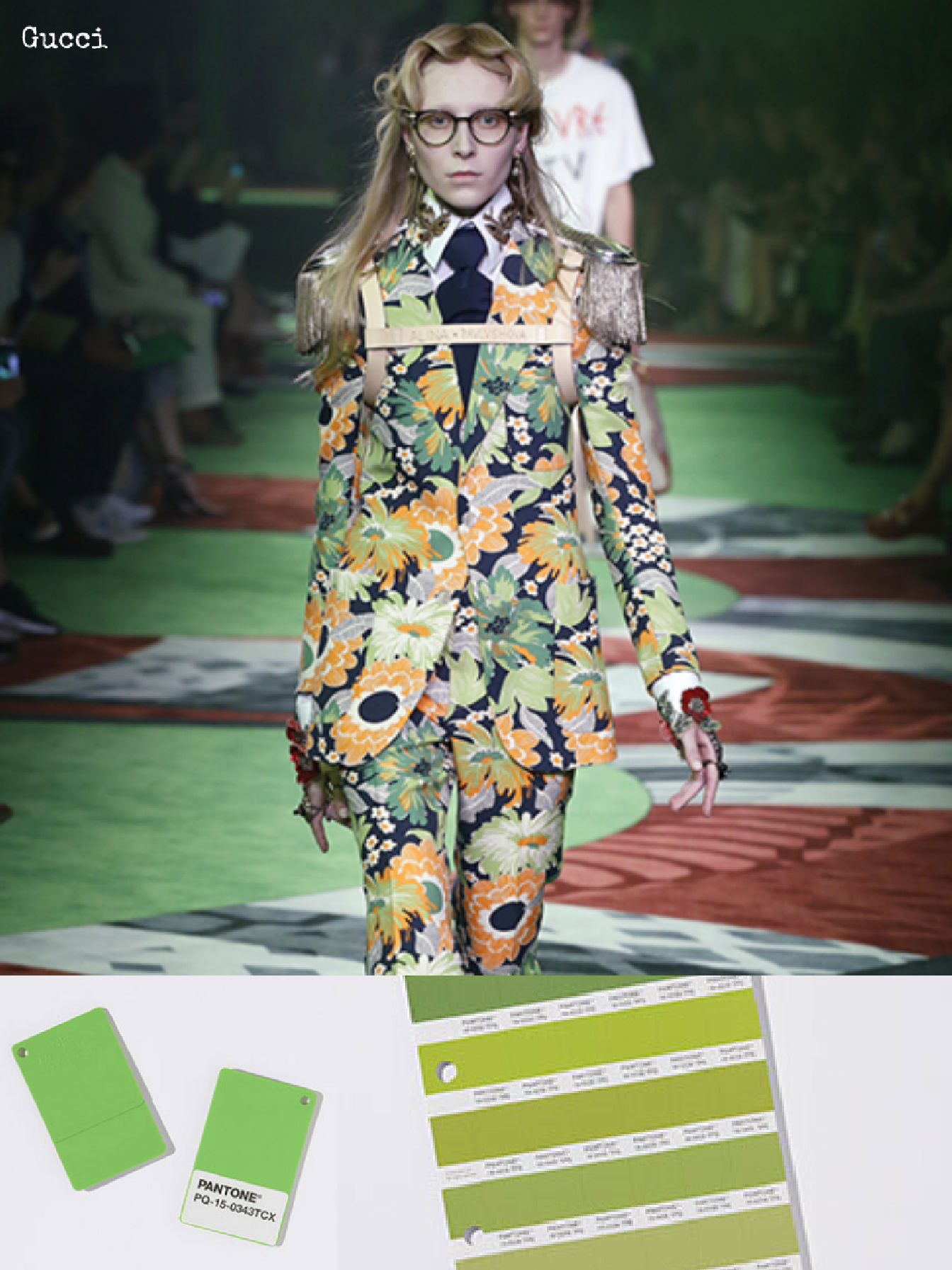 Pantone color of the year 2017 anche il beauty si tinge for Pantone 2017 greenery