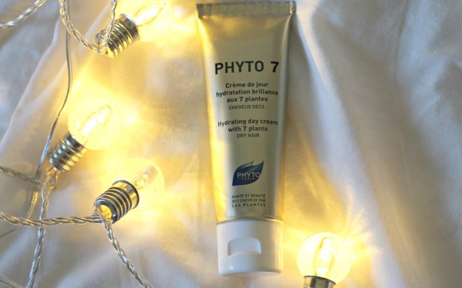 Chignon in 5 minuti, phyto lacca, phyto crema idratante 7 piante