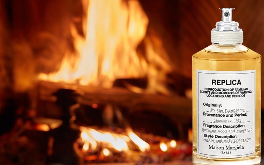 Scelto Da Glamour By The Fireplace Il Profumo Che Evoca