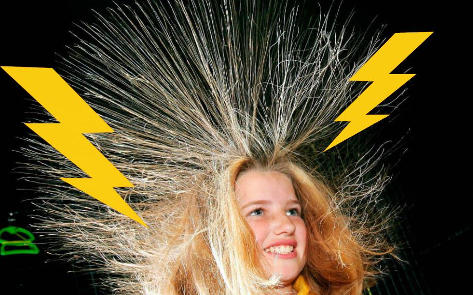 capelli elettrici rimedi della nonna
