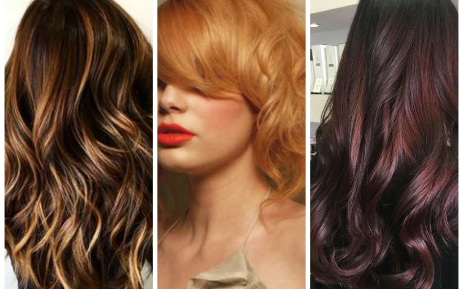 Taglio e colore capelli lunghi