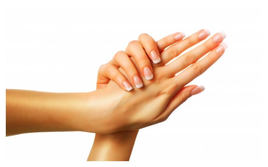 mani perfette anche in Inverno