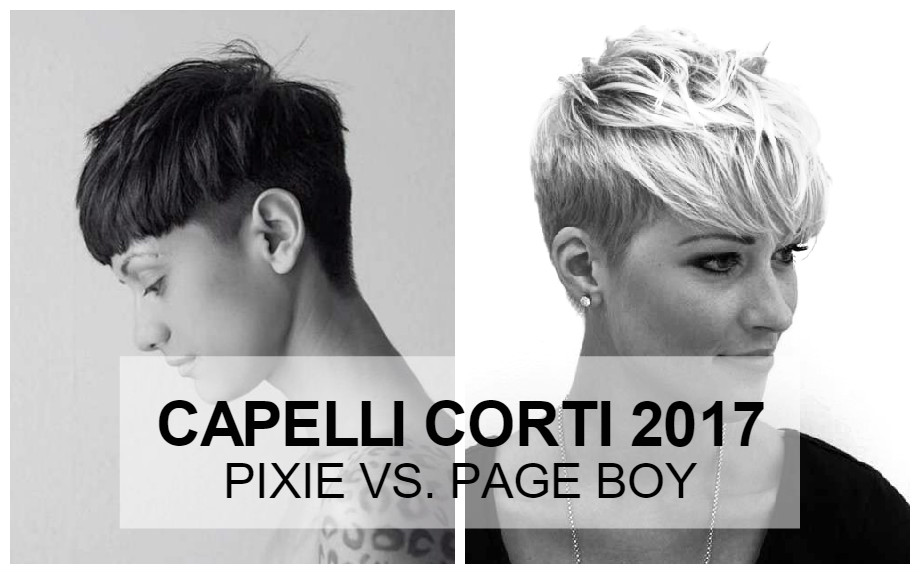 Extrêmement Tagli capelli corti 2017: Pixie cut Vs. Page boy - Glamour.it ML43
