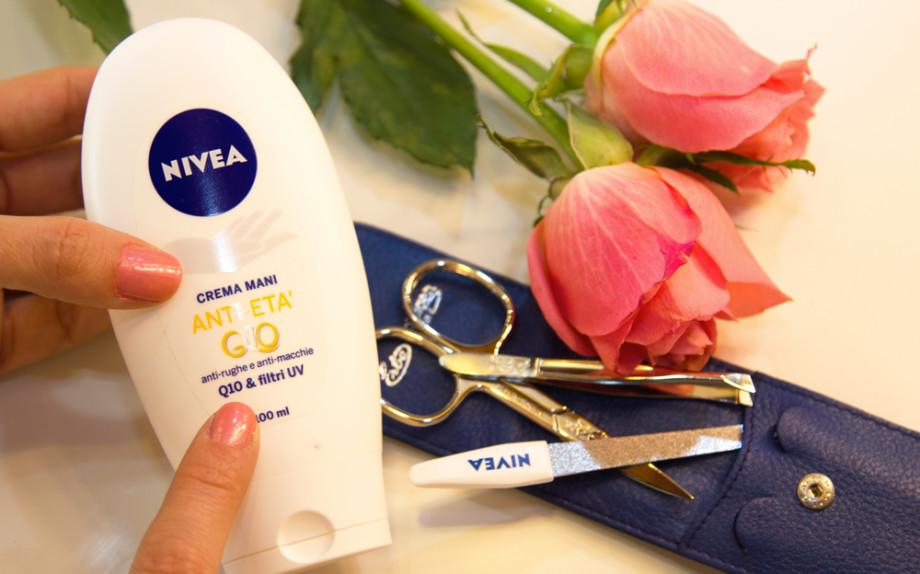 Come fare manicure in casa crema idratante