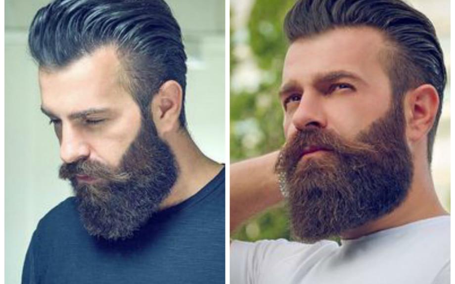 Favorito Barba e capelli uomo 2017: tutto quello che devi sapere - Glamour.it JG53