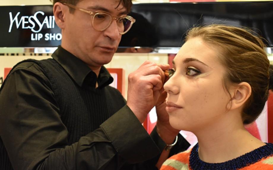 seduta make-up YSL