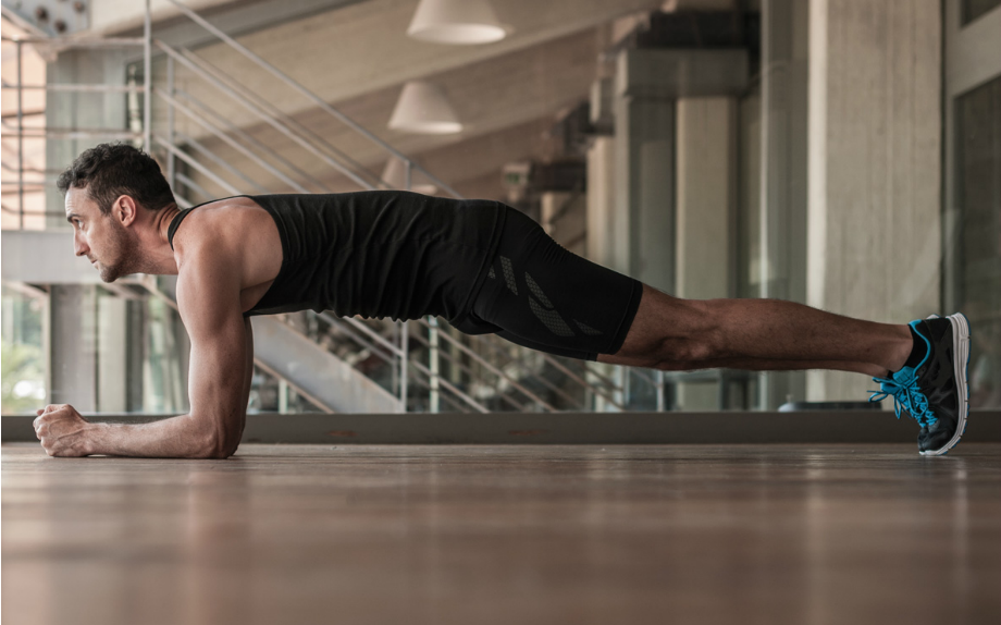 esercizio fisico per dimagrire uomini addome