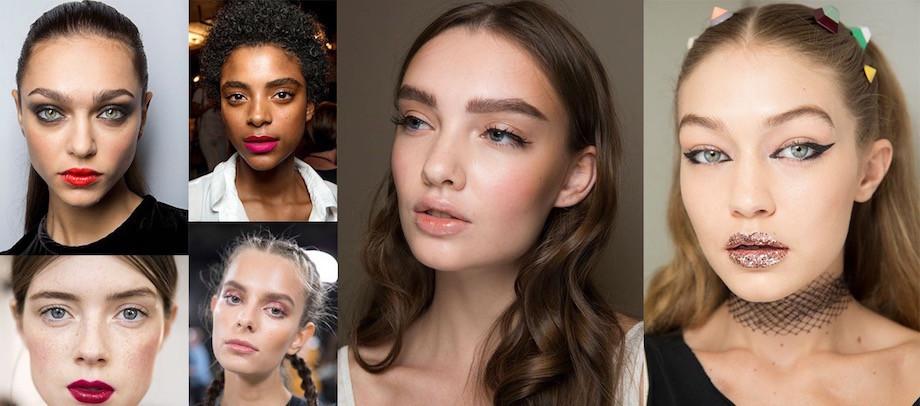 Makeup: tutte le tendenze primavera/estate 2017