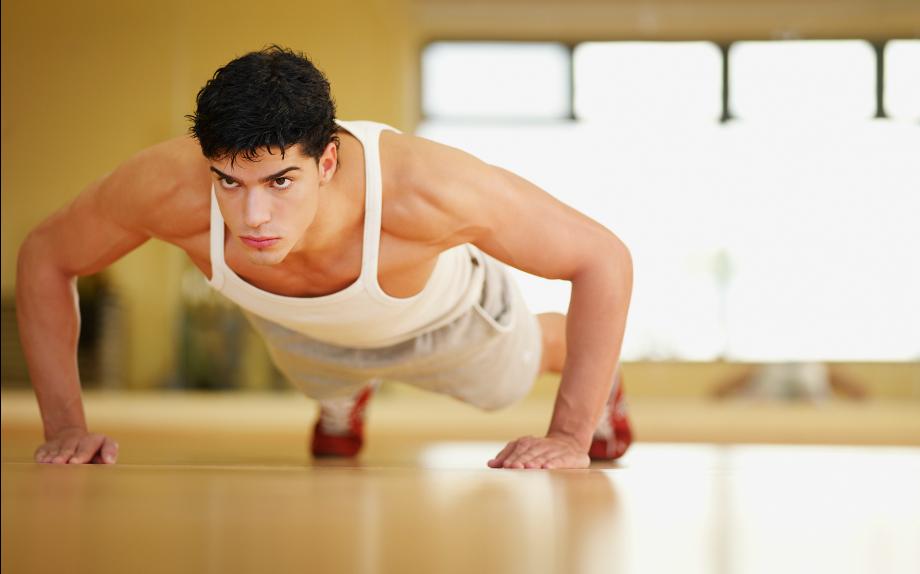 esercizi in casa per dimagrire le braccia