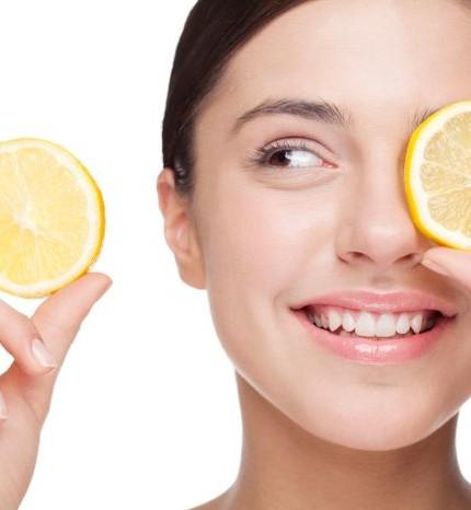 Maschera-per-il-viso-al-limone