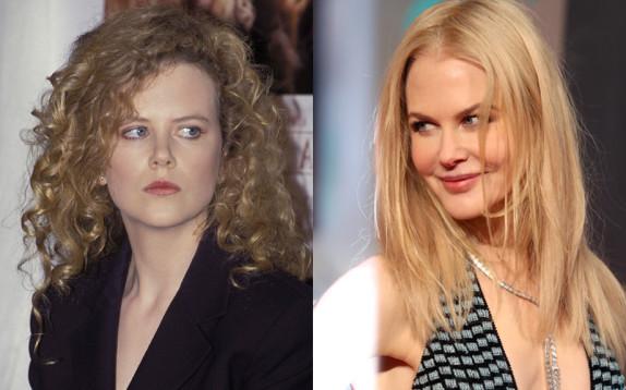 Nicole Kidman rimpiange i suoi capelli ricci degli anni Novanta ... d6694c361580