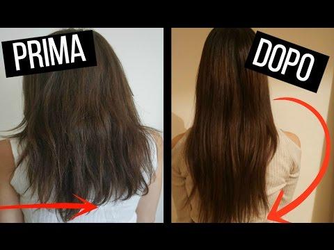 capelli uomo quanto crescono
