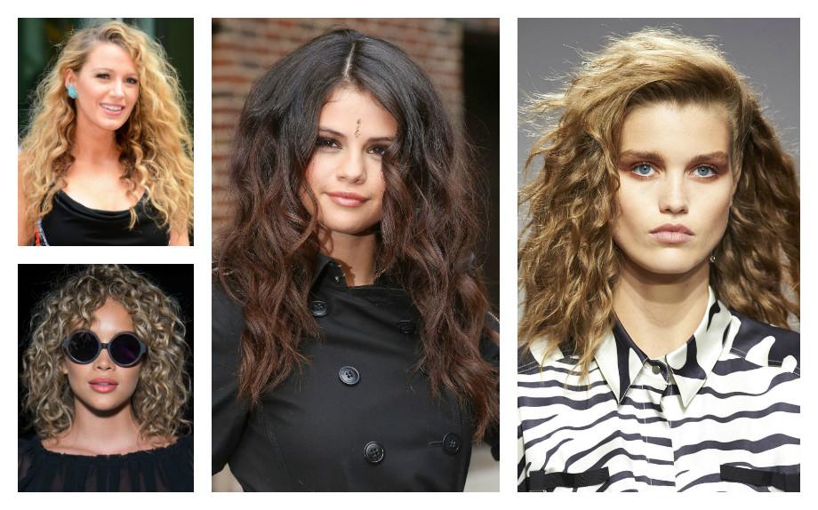 tendenze capelli ricci estate 2017