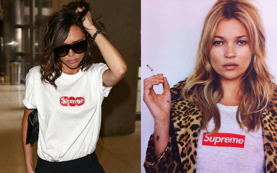 t shirt donna supreme